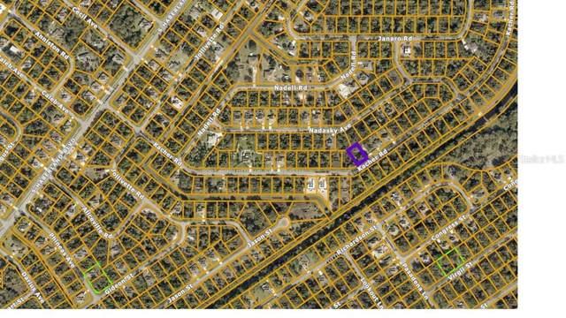 Kacher Road, North Port, FL 34288 (MLS #A4507505) :: Zarghami Group