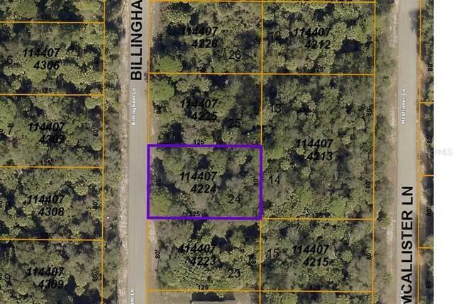 Billingham Lane, North Port, FL 34288 (MLS #A4507512) :: Zarghami Group