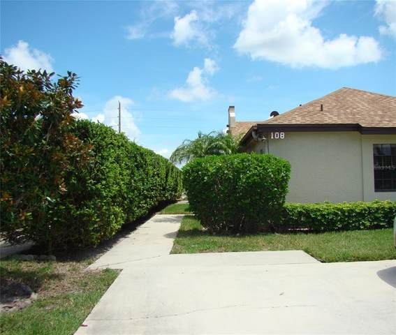 13100 S Mccall Road #108, Port Charlotte, FL 33981 (MLS #A4507525) :: Kelli and Audrey at RE/MAX Tropical Sands