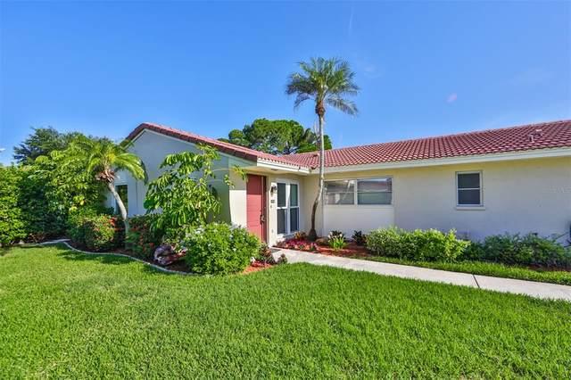 2129 Pueblo Circle V-8, Sarasota, FL 34231 (MLS #A4507555) :: Prestige Home Realty