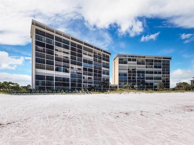 19 Whispering Sands Drive #305, Sarasota, FL 34242 (MLS #A4507558) :: Premium Properties Real Estate Services