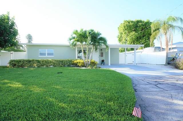 3665 Belle Vista Drive E, St Pete Beach, FL 33706 (MLS #A4507602) :: Prestige Home Realty