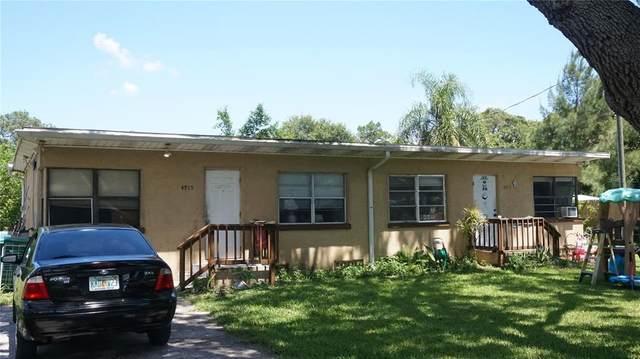 4913 N 69TH Street, Saint Petersburg, FL 33709 (MLS #A4507620) :: Keller Williams Realty Select