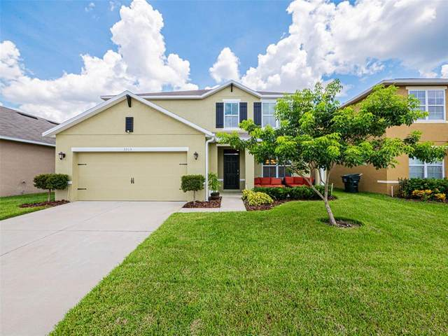 3315 Tawny Grove Place, Lakeland, FL 33811 (MLS #A4507648) :: The Hustle and Heart Group