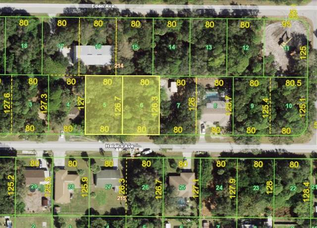 19070 Helena Avenue, Port Charlotte, FL 33948 (MLS #A4507667) :: Kelli and Audrey at RE/MAX Tropical Sands