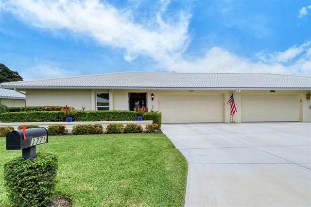 3771 Hampshire Lane #5704, Sarasota, FL 34232 (MLS #A4507699) :: Tuscawilla Realty, Inc