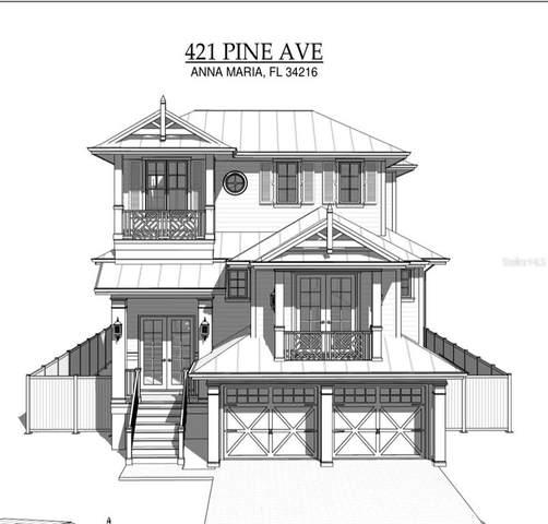 421 Pine Avenue, Anna Maria, FL 34216 (MLS #A4507704) :: CARE - Calhoun & Associates Real Estate