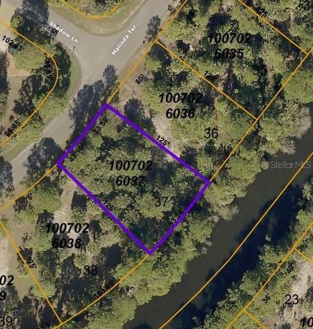 LOT 37 Malinda Terrace, North Port, FL 34286 (MLS #A4507711) :: Realty Executives
