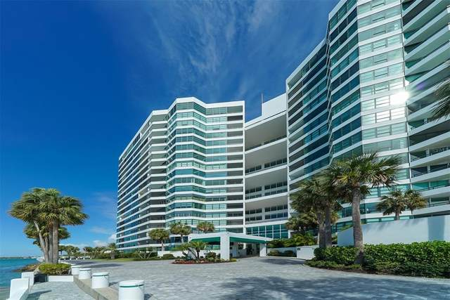 988 Blvd Of The Arts #1515, Sarasota, FL 34236 (MLS #A4507718) :: Griffin Group