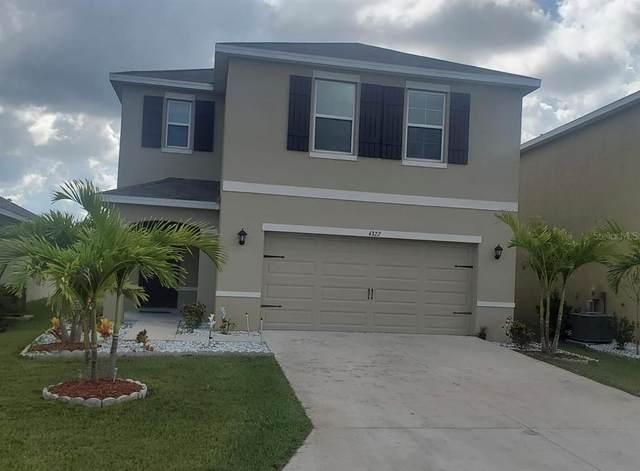 4322 Willow Hammock Drive, Palmetto, FL 34221 (MLS #A4507730) :: Zarghami Group
