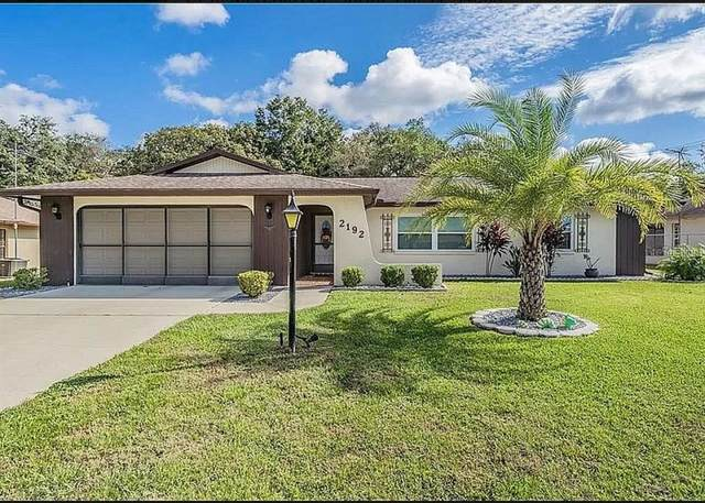2192 Meredith Drive, Spring Hill, FL 34608 (MLS #A4507763) :: Keller Williams Realty Select