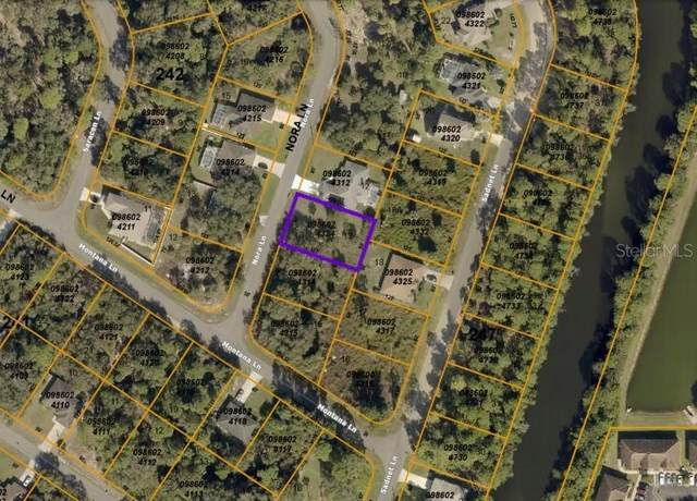 Nora Lane, North Port, FL 34286 (MLS #A4507766) :: The Price Group