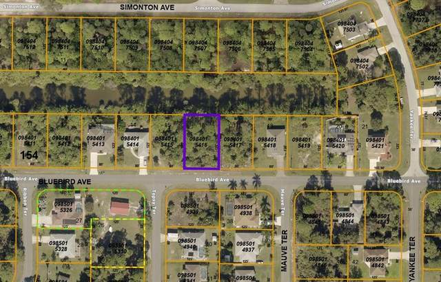 Bluebird Avenue, North Port, FL 34286 (MLS #A4507770) :: The Price Group