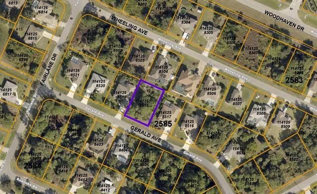 Gerald Avenue, North Port, FL 34288 (MLS #A4507771) :: Lockhart & Walseth Team, Realtors