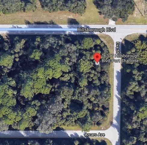 16317 Hillsborough Boulevard, Port Charlotte, FL 33954 (MLS #A4507789) :: Alpha Equity Team