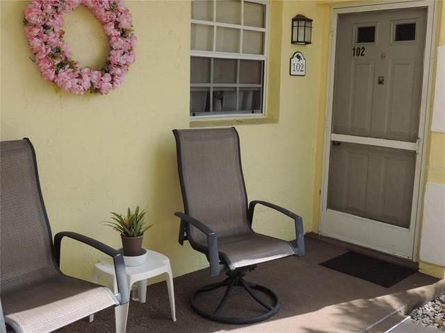 944 Capri Isles Boulevard #102, Venice, FL 34292 (MLS #A4507832) :: Prestige Home Realty