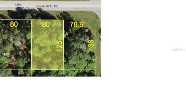 13219 Chamberlain Boulevard, Port Charlotte, FL 33953 (MLS #A4507892) :: Wolves Realty