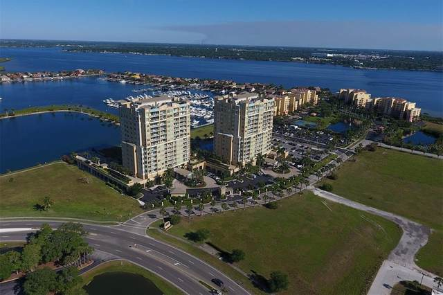 140 Riviera Dunes Way #601, Palmetto, FL 34221 (MLS #A4507972) :: Medway Realty