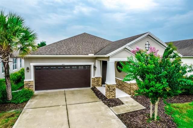 891 Molly Circle, Sarasota, FL 34232 (MLS #A4508042) :: Medway Realty