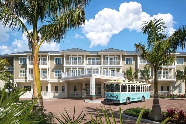 5325 Marina Drive #121, Holmes Beach, FL 34217 (MLS #A4508071) :: Godwin Realty Group