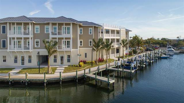 5325 Marina Drive #123, Holmes Beach, FL 34217 (MLS #A4508081) :: SunCoast Home Experts