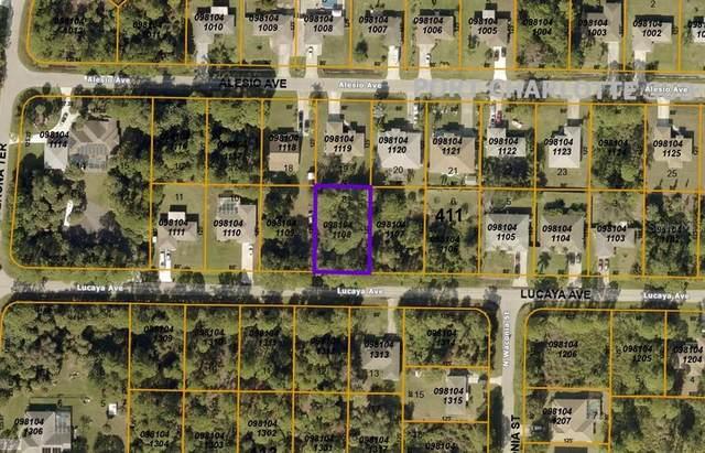 Lucaya Avenue, North Port, FL 34286 (MLS #A4508145) :: Cartwright Realty