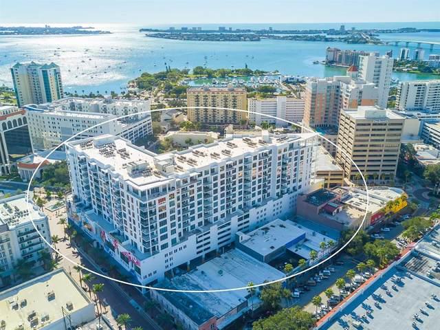 111 S Pineapple Avenue #917, Sarasota, FL 34236 (MLS #A4508170) :: CARE - Calhoun & Associates Real Estate