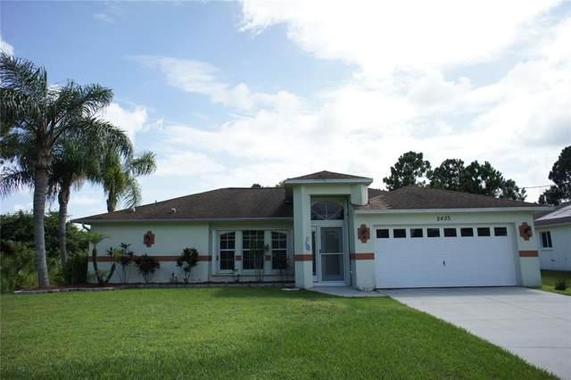 2403 Honey Lane, North Port, FL 34286 (MLS #A4508321) :: Everlane Realty