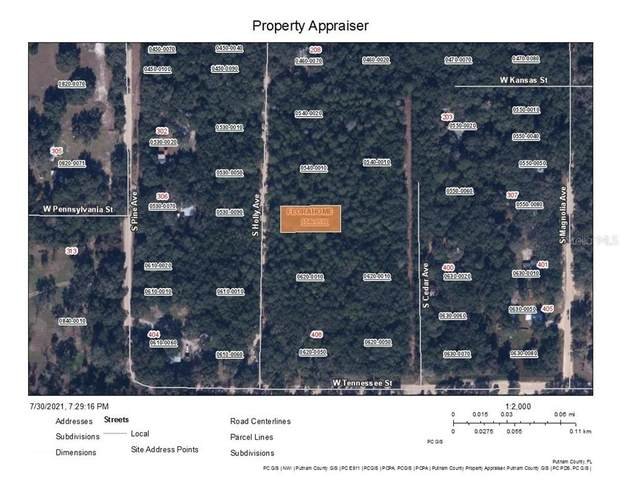 308 S Holly Avenue, Florahome, FL 32140 (MLS #A4508337) :: Everlane Realty