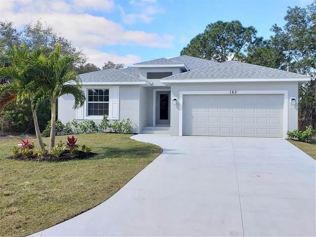 111 Sunset Road, Rotonda West, FL 33947 (MLS #A4508351) :: The Light Team