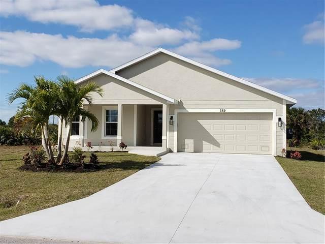 180 Cougar Way, Rotonda West, FL 33947 (MLS #A4508358) :: The Light Team