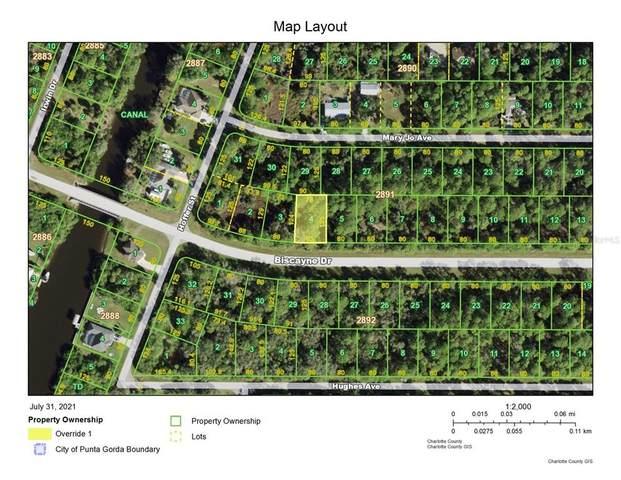 708 Biscayne Drive, Port Charlotte, FL 33953 (MLS #A4508368) :: Premium Properties Real Estate Services