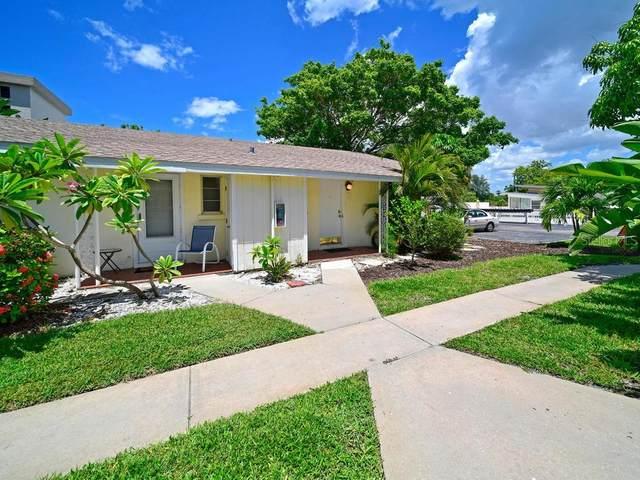 170 Roosevelt Drive #8, Sarasota, FL 34236 (MLS #A4508429) :: Medway Realty