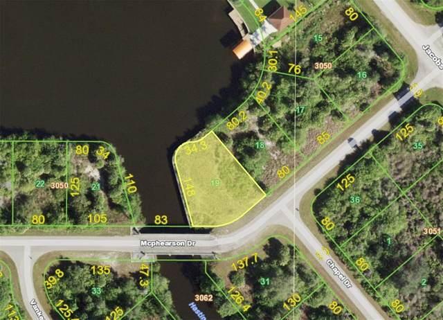 2313 Mcphearson Drive, Port Charlotte, FL 33953 (MLS #A4508443) :: Your Florida House Team