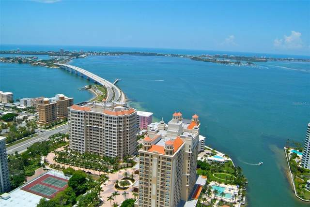 1111 Ritz Carlton Drive #1204, Sarasota, FL 34236 (MLS #A4508463) :: Medway Realty
