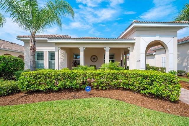 1538 Dorgali Drive, Sarasota, FL 34238 (MLS #A4508482) :: The Duncan Duo Team