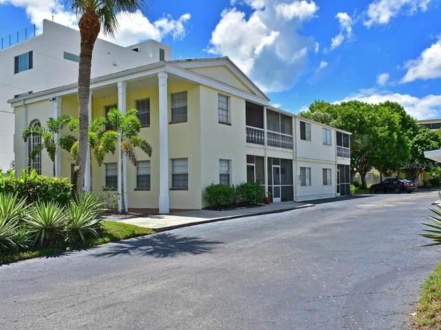 170 Roosevelt Drive #19, Sarasota, FL 34236 (MLS #A4508486) :: McConnell and Associates