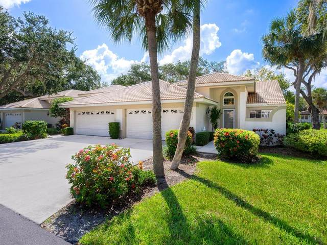 7042 Woodside Oaks Circle #10, Sarasota, FL 34231 (MLS #A4508503) :: Delgado Home Team at Keller Williams