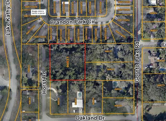 211 Horst Road, Brandon, FL 33510 (MLS #A4508521) :: The Duncan Duo Team