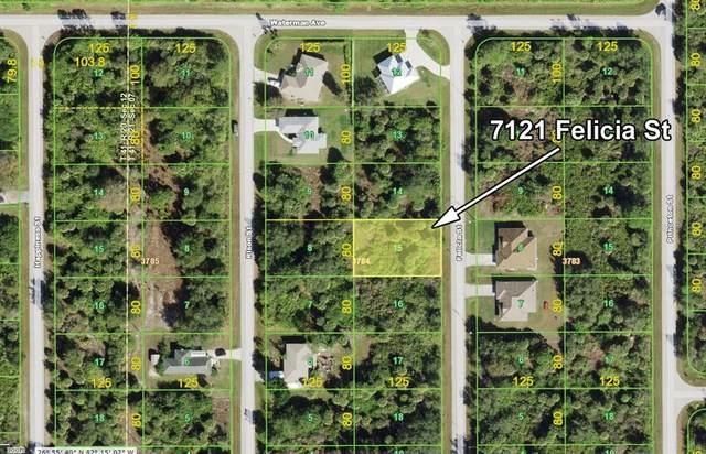 7121 Felicia Street, Port Charlotte, FL 33981 (MLS #A4508549) :: Gate Arty & the Group - Keller Williams Realty Smart