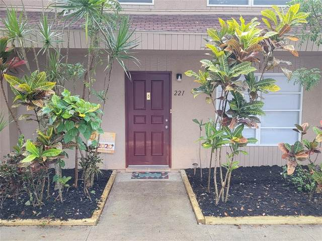 221 Amherst Avenue #106, Sarasota, FL 34232 (MLS #A4508552) :: The Nathan Bangs Group