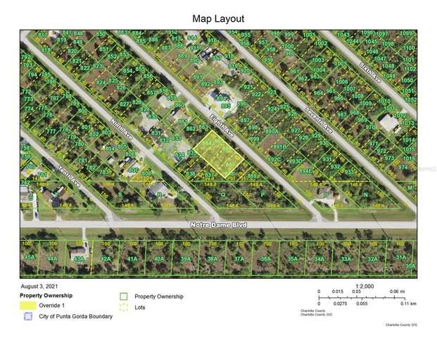 11449 8TH Avenue, Punta Gorda, FL 33955 (MLS #A4508670) :: Lockhart & Walseth Team, Realtors