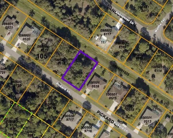 Pickard Lane, North Port, FL 34286 (MLS #A4508743) :: Delgado Home Team at Keller Williams