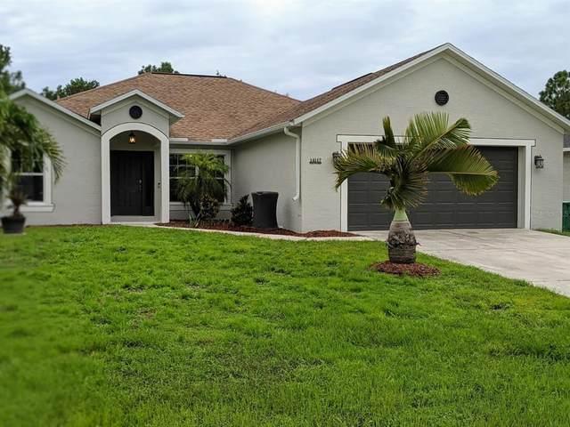 14117 Kewanee Lane, Port Charlotte, FL 33981 (MLS #A4508764) :: Carmena and Associates Realty Group