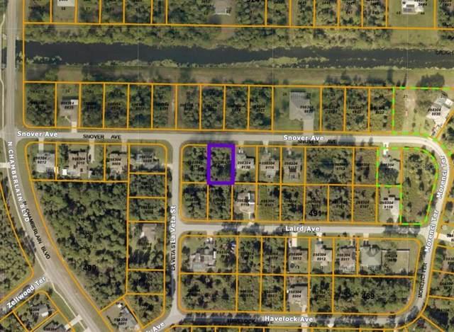 Snover Avenue, North Port, FL 34286 (MLS #A4508765) :: Realty Executives