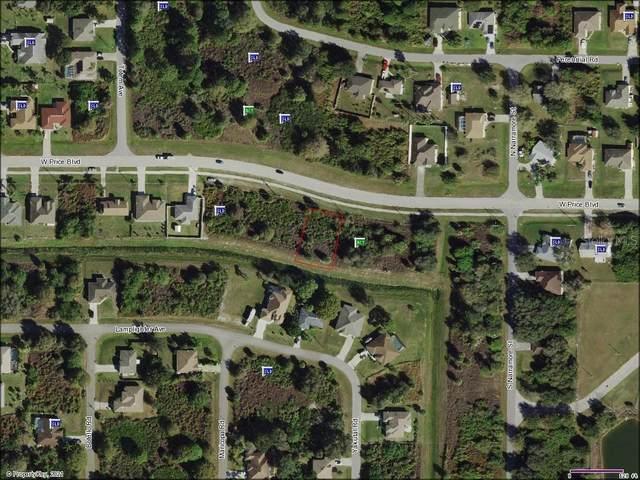 W Price Boulevard, North Port, FL 34287 (MLS #A4508876) :: Team Bohannon