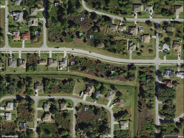 W Price Boulevard, North Port, FL 34287 (MLS #A4508980) :: Team Bohannon