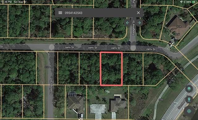 0000 Jami Street, North Port, FL 34291 (MLS #A4509233) :: Team Bohannon