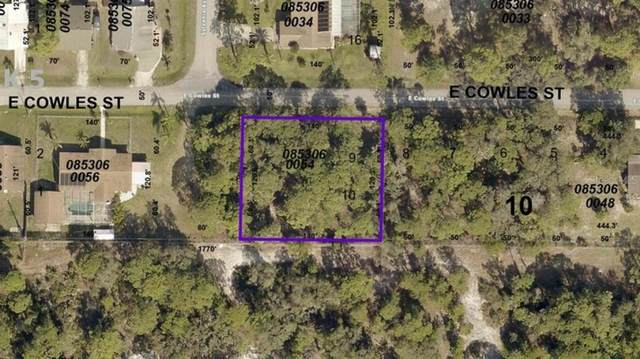 Sylvania Avenue, Englewood, FL 34223 (MLS #A4509255) :: Zarghami Group