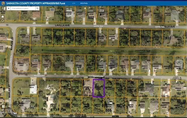 Monfero Avenue, North Port, FL 34286 (MLS #A4509427) :: Team Bohannon